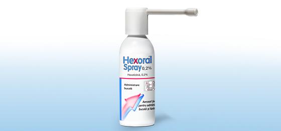 Hexoral<sup>®</sup> Spray